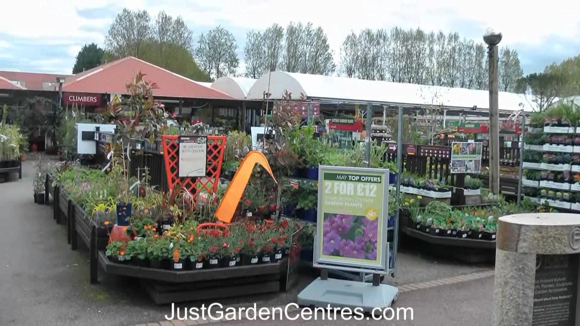 Squires Garden Centre at Badshot Lea- 1